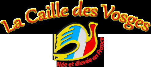 La caille des Vosges