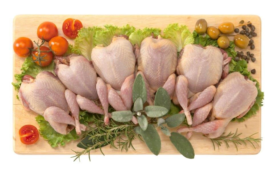 La semaine de la viande avec la Caille des Vosges